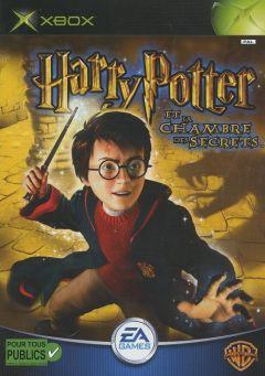 Jaquette de Harry Potter et la Chambre des Secrets Xbox