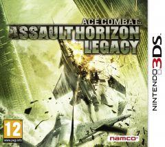 Jaquette de Ace Combat : Assault Horizon Legacy Nintendo 3DS