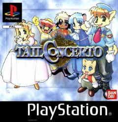 Jaquette de Tail Concerto PlayStation