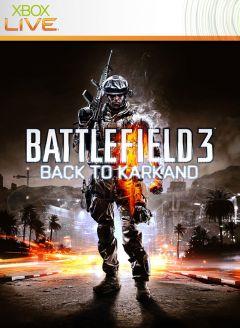 Jaquette de Battlefield 3 : Back to Karkand Xbox 360