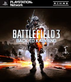 Jaquette de Battlefield 3 : Back to Karkand PlayStation 3