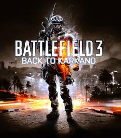 Jaquette de Battlefield 3 : Back to Karkand PC