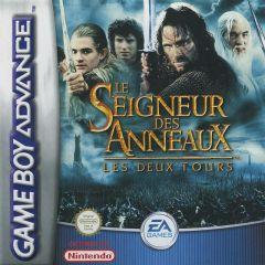 Jaquette de Le Seigneur des Anneaux : Les Deux Tours Game Boy Advance