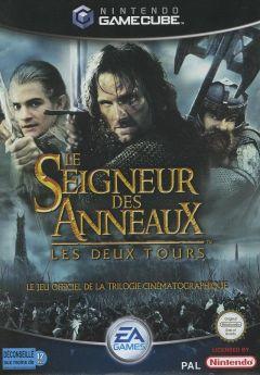 Jaquette de Le Seigneur des Anneaux : Les Deux Tours GameCube
