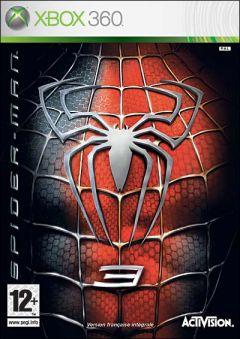 Jaquette de Spider-Man 3 Xbox 360