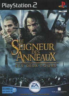 Jaquette de Le Seigneur des Anneaux : Les Deux Tours PlayStation 2