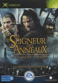 Jaquette de Le Seigneur des Anneaux : Les Deux Tours Xbox