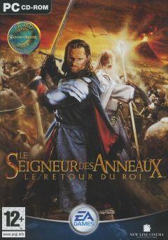 Jaquette de Le Seigneur des Anneaux : Le Retour du Roi PC