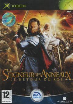 Jaquette de Le Seigneur des Anneaux : Le Retour du Roi Xbox