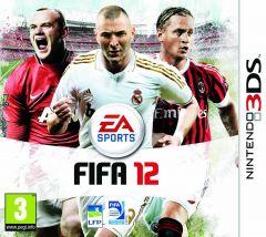 Jaquette de FIFA 12 Nintendo 3DS