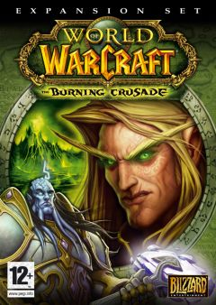 Jaquette de World of Warcraft : The Burning Crusade PC