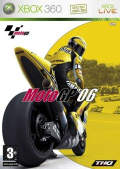 Jaquette de MotoGP '06 Xbox 360