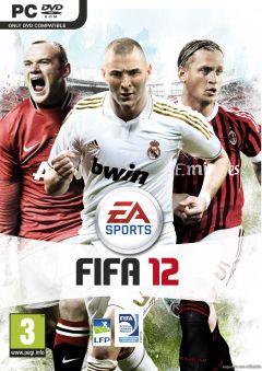 Jaquette de FIFA 12 PC
