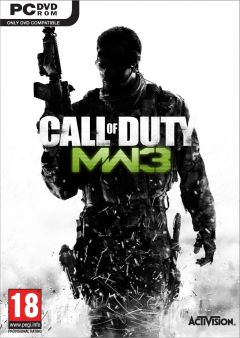 Jaquette de Call of Duty : Modern Warfare 3 PC