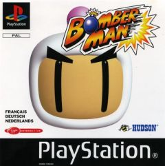 Jaquette de Bomberman PlayStation