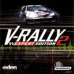Jaquette de V-Rally 2 Dreamcast