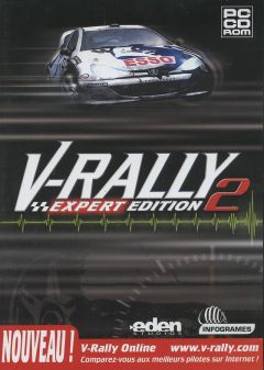 Jaquette de V-Rally 2 PC