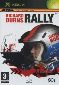 Jaquette de Richard Burns Rally Xbox