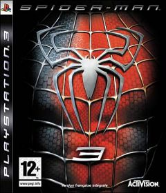 Jaquette de Spider-Man 3 PlayStation 3