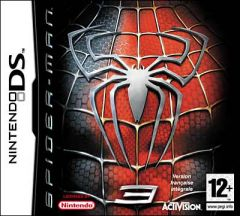 Jaquette de Spider-Man 3 DS