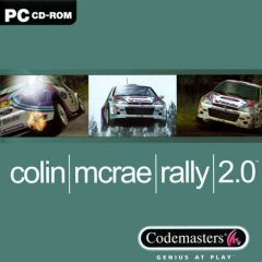 Jaquette de Colin McRae Rally 2.0 PC