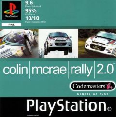 Jaquette de Colin McRae Rally 2.0 PlayStation