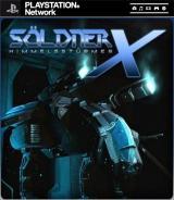 Jaquette de Söldner-X : Himmelsstürner PlayStation 3