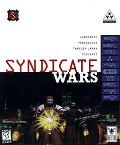 Jaquette de Syndicate Wars PC