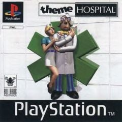 Jaquette de Theme Hospital PlayStation