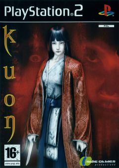 Jaquette de Kuon PlayStation 2