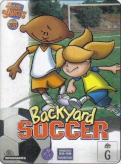 Jaquette de Backyard Soccer PC