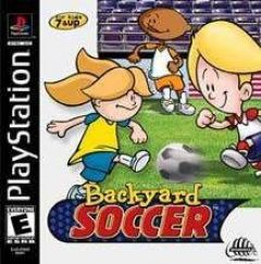 Jaquette de Backyard Soccer PlayStation