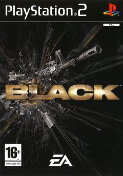 Jaquette de Black PlayStation 2