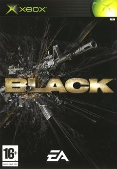 Jaquette de Black Xbox