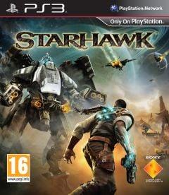 Jaquette de Starhawk PlayStation 3