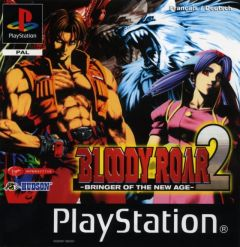 Jaquette de Bloody Roar 2 PlayStation