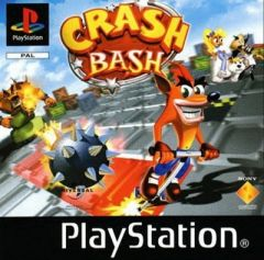 Jaquette de Crash Bash PlayStation