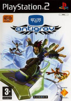 Jaquette de EyeToy : Antigrav PlayStation 2