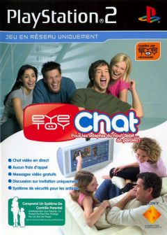 Jaquette de EyeToy : Chat PlayStation 2