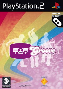 Jaquette de EyeToy : Groove PlayStation 2