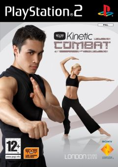 Jaquette de EyeToy : Kinetic Combat PlayStation 2