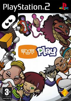 Jaquette de EyeToy : Play PlayStation 2
