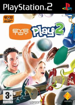 Jaquette de EyeToy : Play 2 PlayStation 2