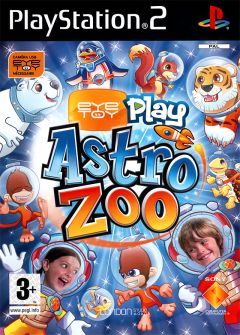 Jaquette de EyeToy : Play Astro Zoo PlayStation 2