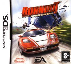 Jaquette de Burnout Legends DS