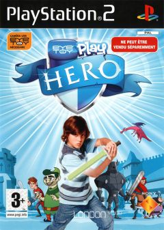 Jaquette de EyeToy : Play Hero PlayStation 2