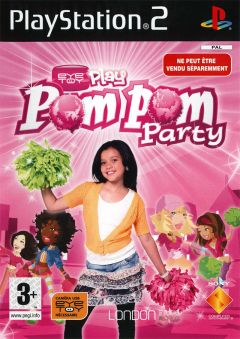 Jaquette de EyeToy : Play PomPom Party PlayStation 2