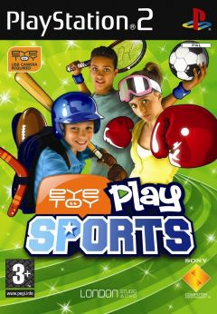 Jaquette de EyeToy : Play Sports PlayStation 2