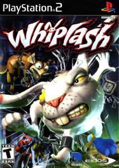 Jaquette de Whiplash PlayStation 2