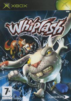 Jaquette de Whiplash Xbox